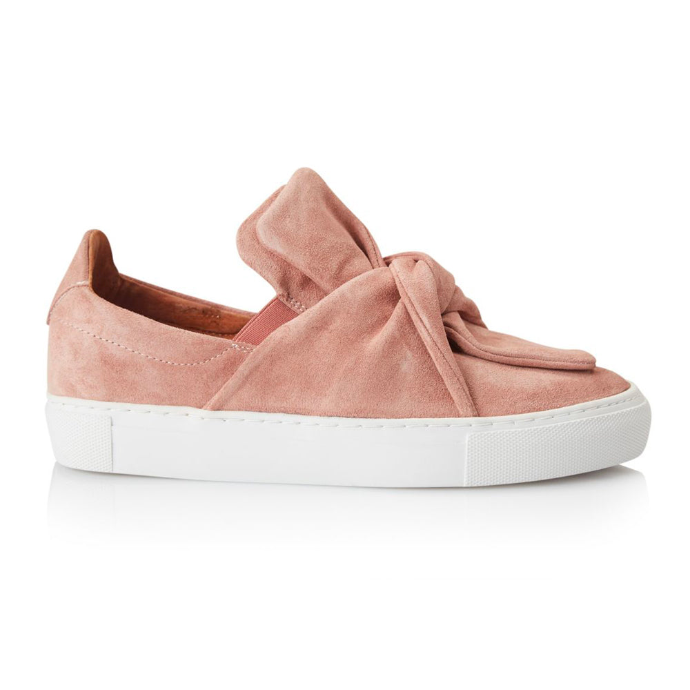 fbabacef656 pavement Ava Loop Suede Shoes rosa | Hoofers .dk