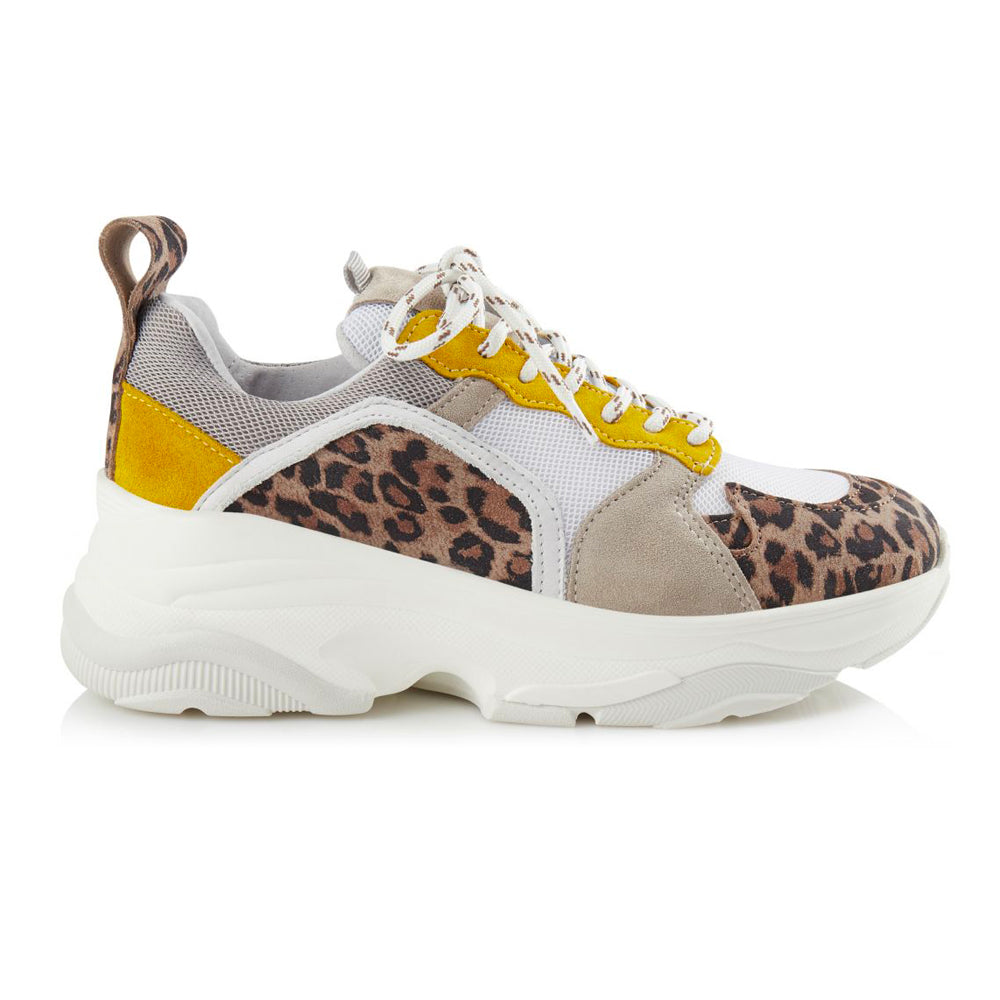 Pavement Mynthe Mesh 18077-325 sneakers leopard-Pavement-Hoofers - We love shoes