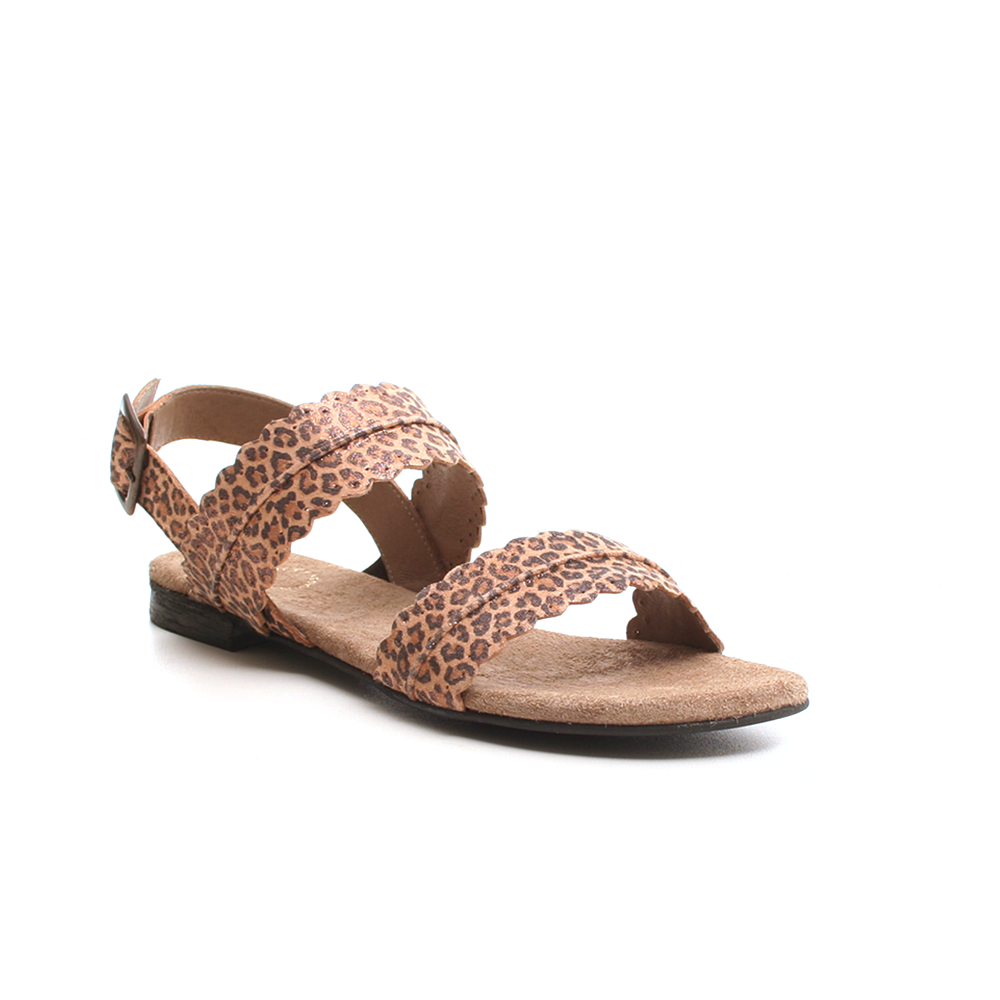 Ca'Shott 19076-37 sandal leo bronze-Ca'Shott-Hoofers - We love shoes