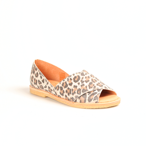 Ca'Shott 19162-27 sandal beige leopard-Ca'Shott-Hoofers - We love shoes