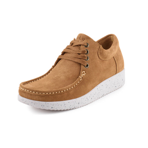 Nature Arne Suede sko brun-Nature-Hoofers - We love shoes