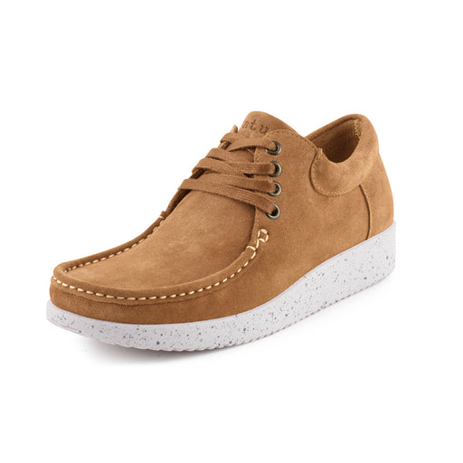 Nature Arne Suede 2001-002-0 sko toffee-Nature-Hoofers - We love shoes