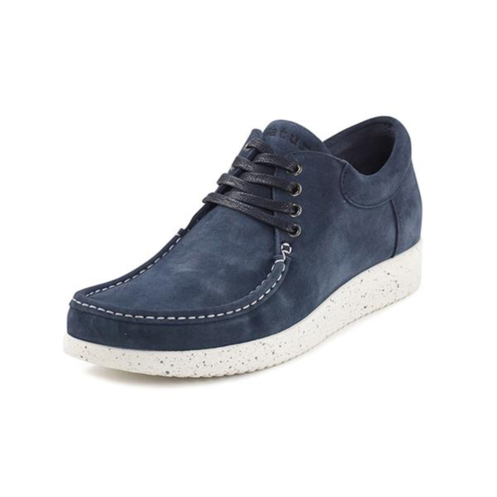 Nature Arne Suede 2001-022-004 sko navy-Nature-Hoofers - We love shoes