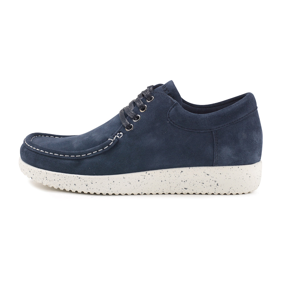 Nature Arne Suede 2001-002-004 sko navy-Nature-Hoofers - We love shoes