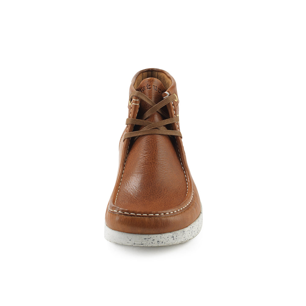 Nature Anton Leather 2002-011-114 støvle tobacco-Nature-Hoofers - We love shoes