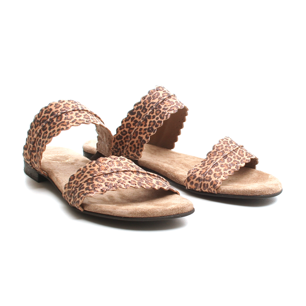 Ca'Shott 21026-37 sandal leo bronze-Ca'Shott-Hoofers - We love shoes