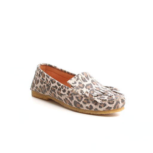 Ca'Shott 21167-27 sko beige leopard-Ca'Shott-Hoofers - We love shoes