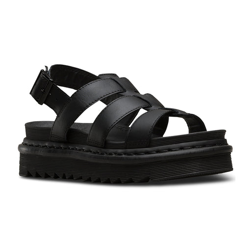 Dr. Martens 23800001 sandal sort-Dr. Martens-Hoofers - We love shoes