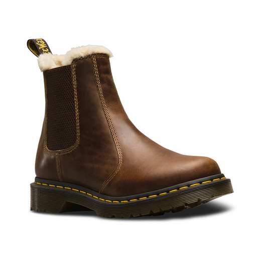 Dr. Martens 23898243 støvle brown-Dr. Martens-Hoofers - We love shoes