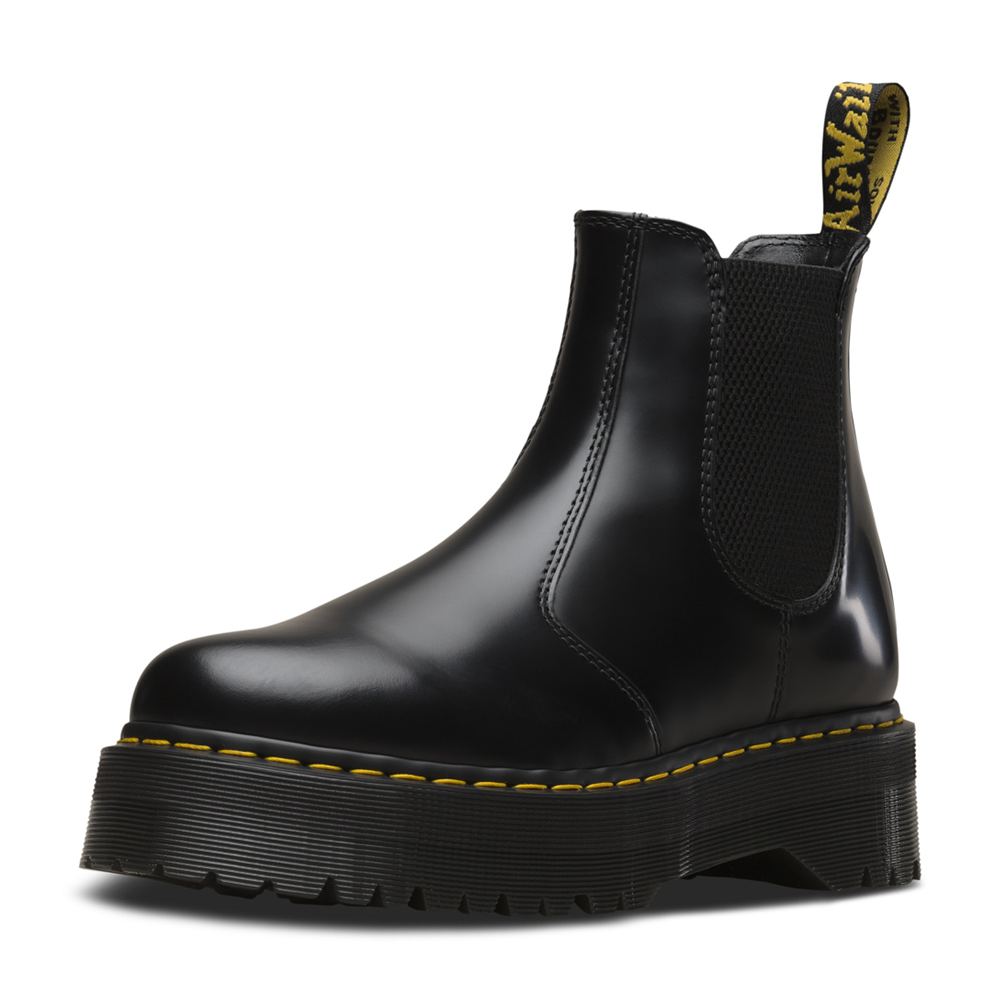 Dr. Martens 24687001 støvle sort-Dr. Martens-Hoofers - We love shoes