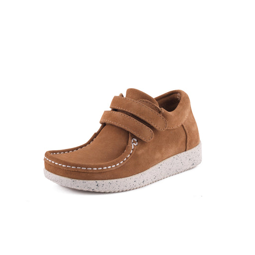 Nature Kids Suede 3001-002-025 sko toffee-Nature-Hoofers - We love shoes