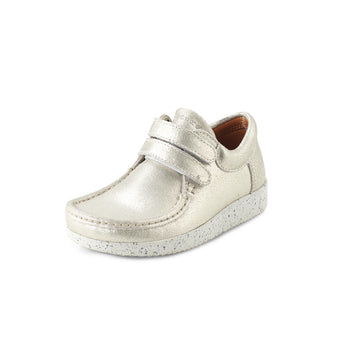 Nature Kids Leather 3001-006-012 sko silver-Nature-Hoofers - We love shoes