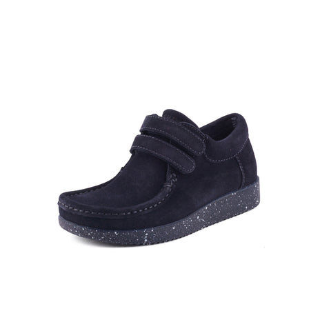 Nature Kids sko navy
