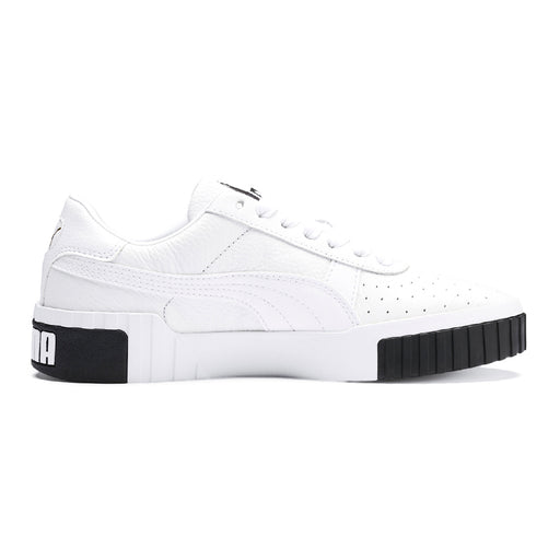 Puma Cali 369155-04 sneakers white/black-Puma-Hoofers - We love shoes