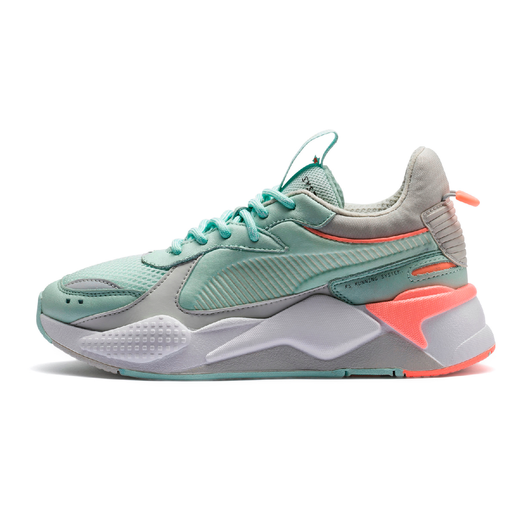 Puma RS_X Tracks 369332-05 sneakers mint-Puma-Hoofers - We love shoes