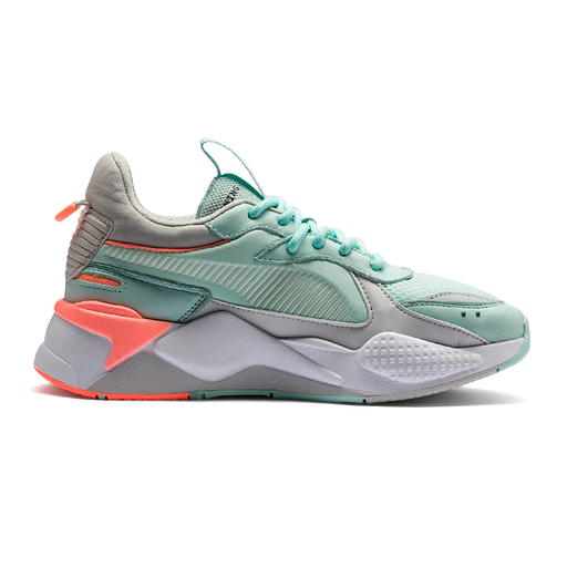 Puma RS_X Tracks 369332-05 sneakers aqua/grey-Puma-Hoofers - We love shoes