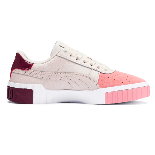 Puma 369968-001 sneakers pastel parchment/bridal rose-Puma-Hoofers - We love shoes