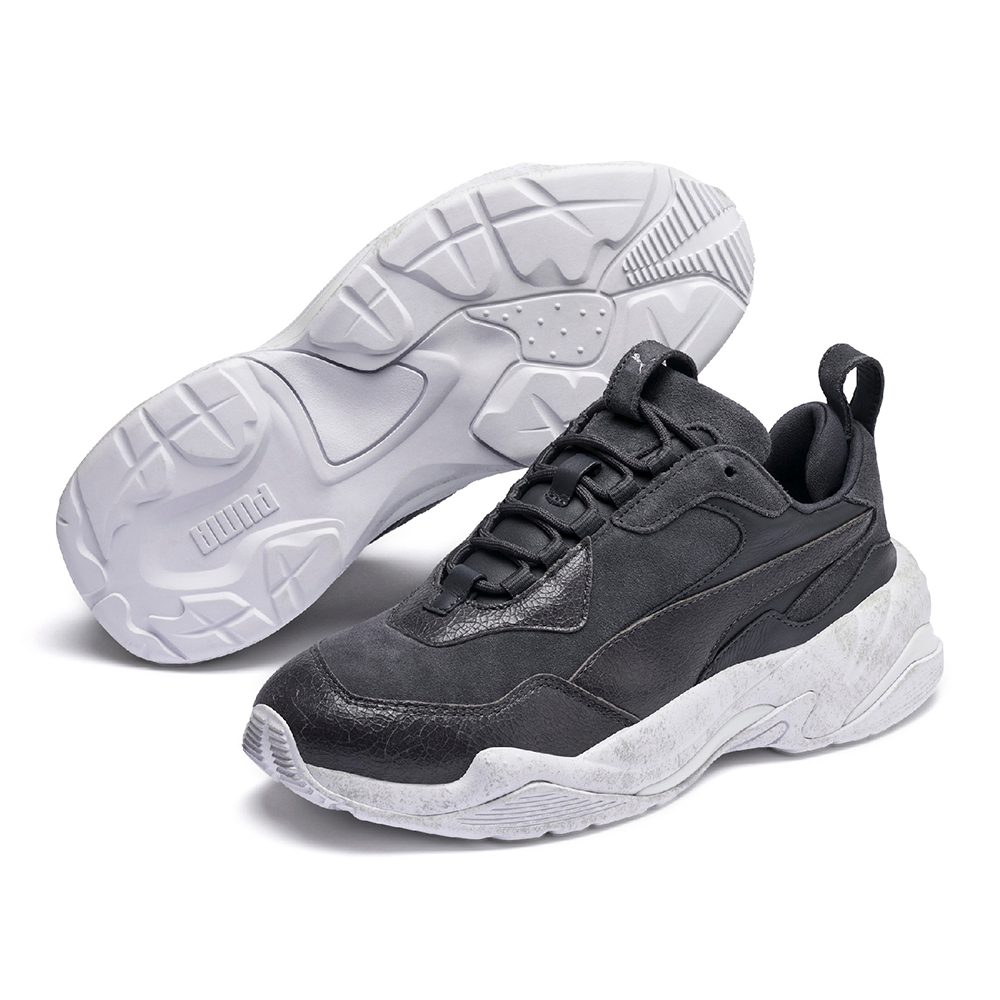 Puma Thunder Distressed 369978-001 sneakers ebony-Puma-Hoofers - We love shoes