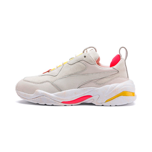 Puma Thunder Distressed 369978-02 sneakers pastel parchment-Puma-Hoofers - We love shoes