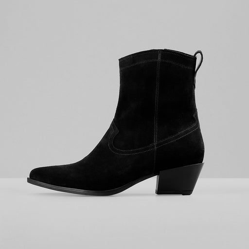 Vagabond Emily 4814-240-20 støvle black-Vagabond-Hoofers - We love shoes