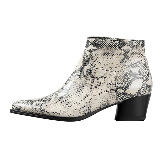 Vagabond Lara 4815-308-87 støvle sand/black-Vagabond-Hoofers - We love shoes
