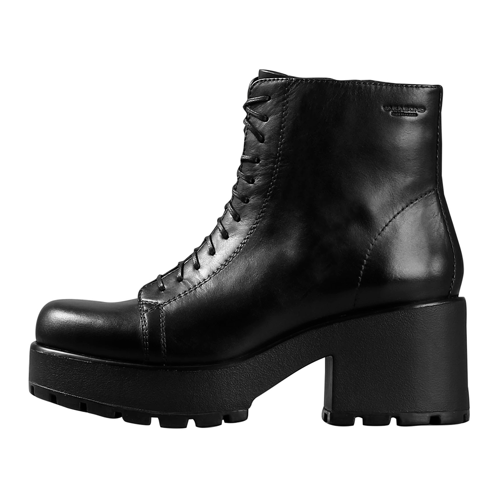 Vagabond Dioon 4847-101-20 støvle black-Vagabond-Hoofers - We love shoes