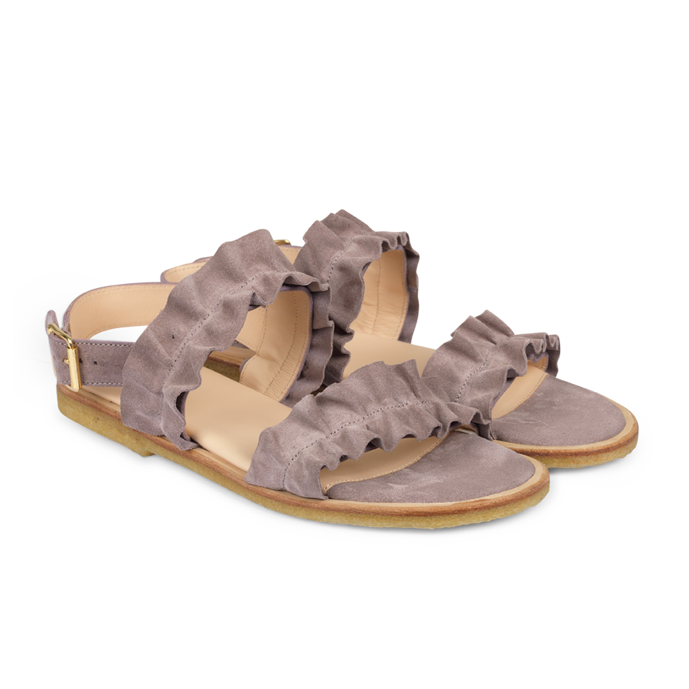Angulus 5558-102 sandal støvet lavendel-Angulus-Hoofers - We love shoes