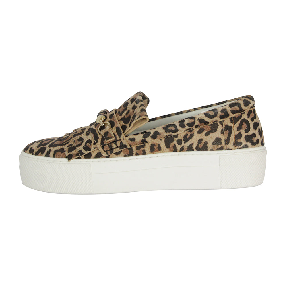 Billibi 6022-540 sko leopard-Billibi-Hoofers - We love shoes