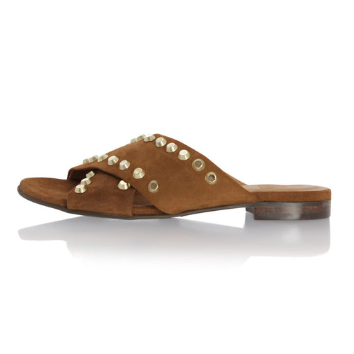 8c1088af5cd Bilibi 6107-637 sandal cognac-Billibi-Hoofers - We love shoes