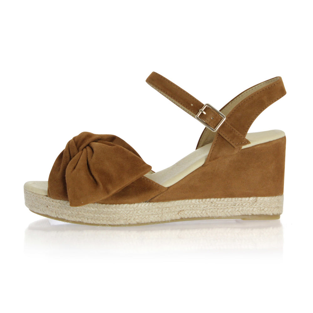 Billibi 6420-556 sandal cognac-Billibi-Hoofers - We love shoes