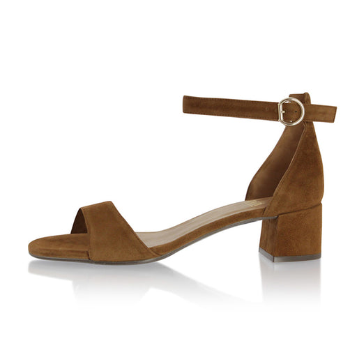 Billibi 6634-056 sandal cognac-Billibi-Hoofers - We love shoes