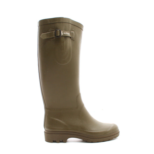 Aigle Aiglentine gummistøvle khaki-Aigle-Hoofers - We love shoes