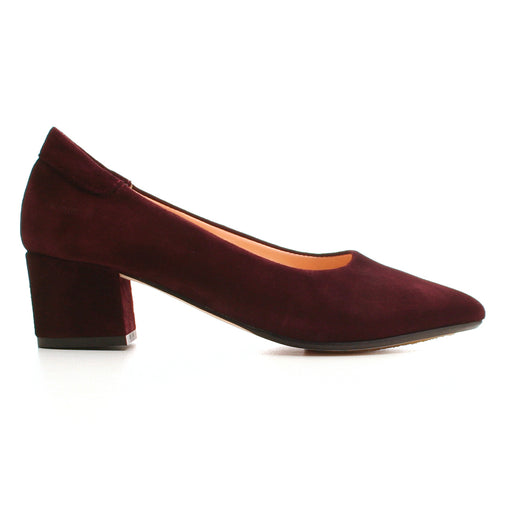 Angulus 1563-101 pump bordeaux-Angulus-Hoofers - We love shoes