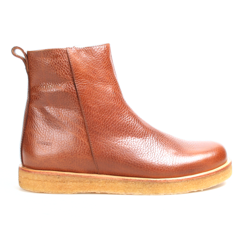 Angulus 7561-101 støvle cognac-Angulus-Hoofers - We love shoes