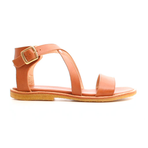 Angulus 5442-117 sandal cognac-Angulus-Hoofers - We love shoes