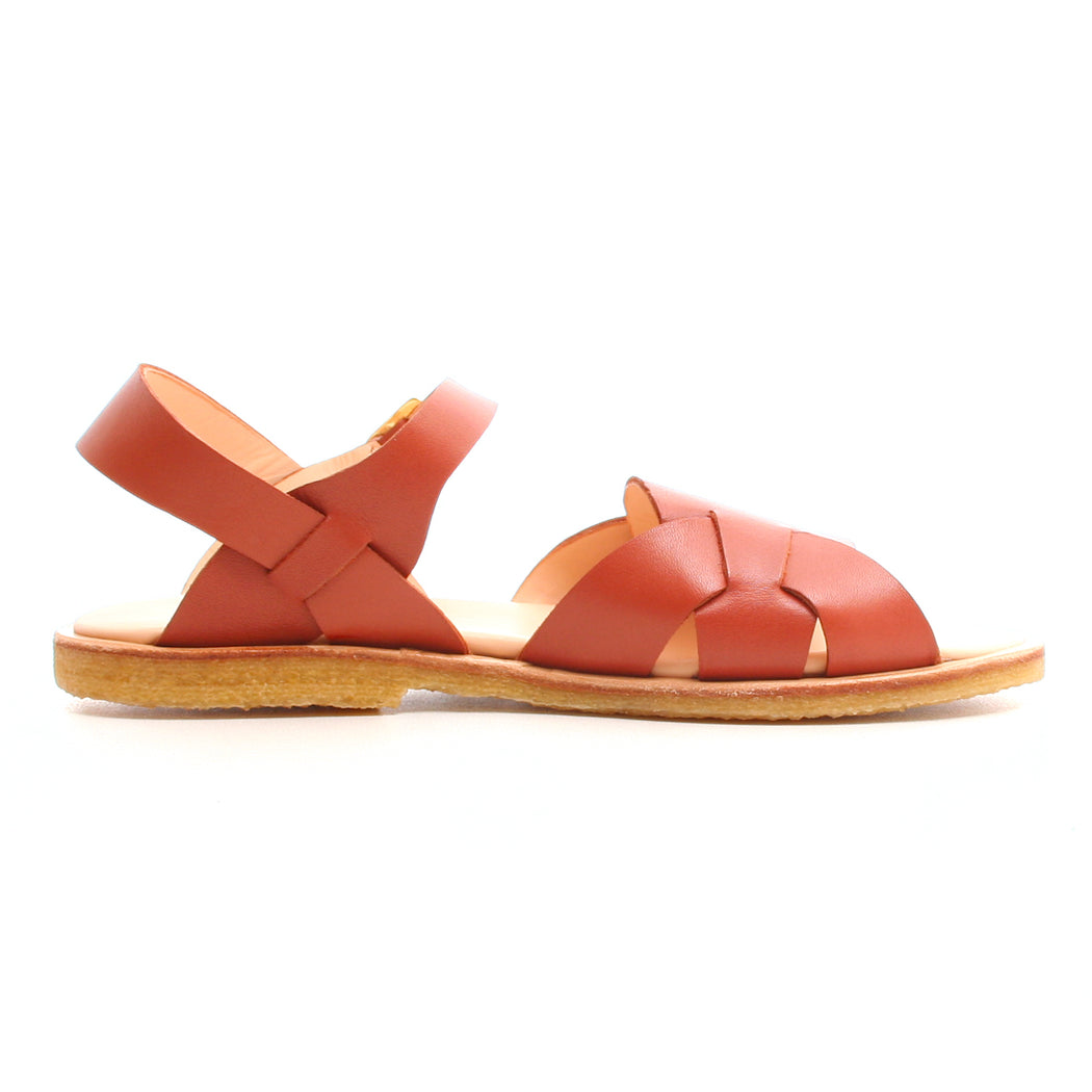 Angulus 5542-102 sandal rust-Angulus-Hoofers - We love shoes