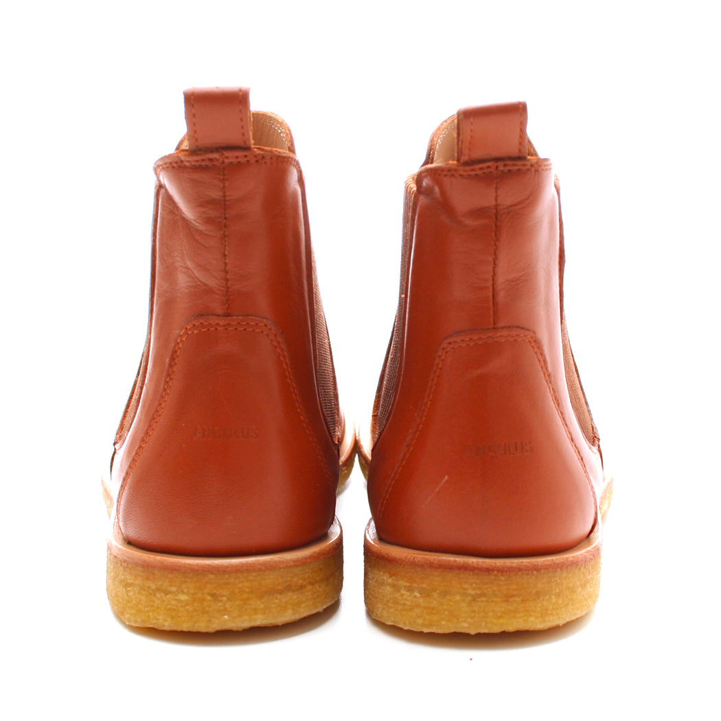 Angulus 7068-103 støvle cognac-Angulus-Hoofers - We love shoes