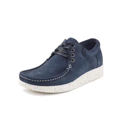 Nature Anna Suede WR 1001-022-004 sko navy-Nature-Hoofers - We love shoes