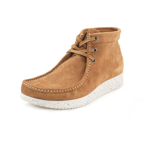 Nature Anton Suede 2002-002-025 støvle toffee-Nature-Hoofers - We love shoes
