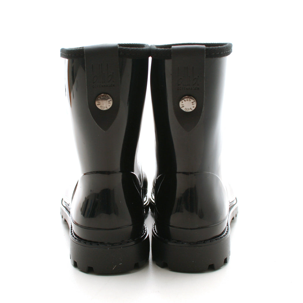 Billibi 3 gummistøvle sort-Billibi-Hoofers - We love shoes