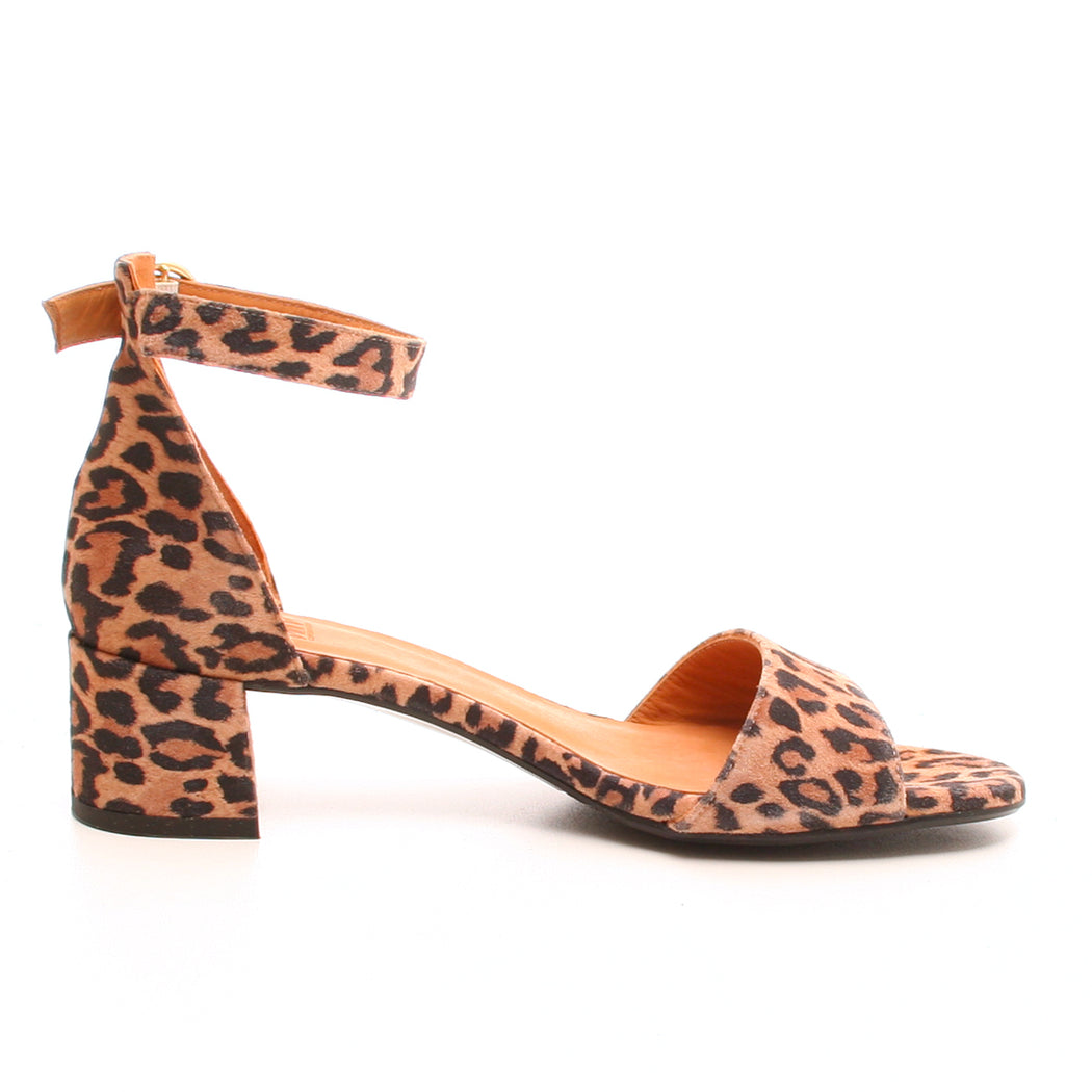 Billibi 6634-540 sandal leopard-Billibi-Hoofers - We love shoes