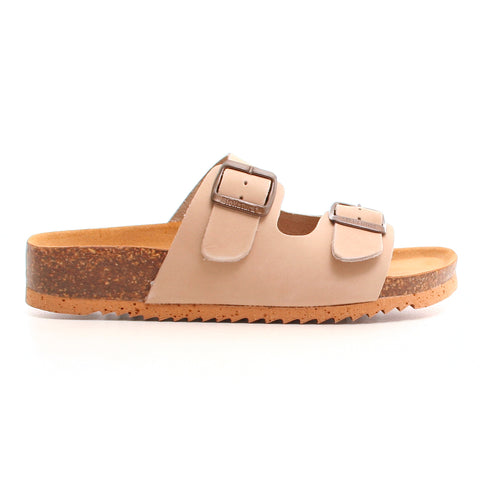 BioNatura Thesis Donna sandal beige