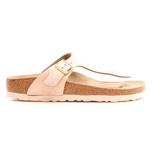 Birkenstock Gizeh sandal rosaguld-Birkenstock-Hoofers - We love shoes