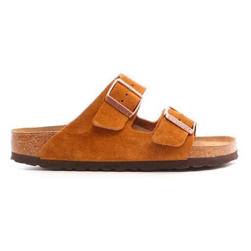 Birkenstock Arizona sandal rust-Birkenstock-Hoofers - We love shoes