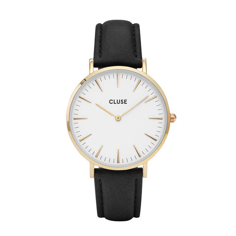 CLuse La Bohème Gold White/Black