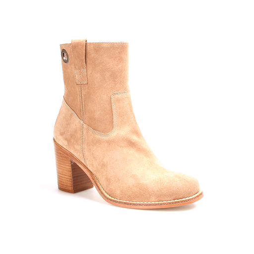 Ca'Shott 22200-70 støvle beige-Ca'Shott-Hoofers - We love shoes