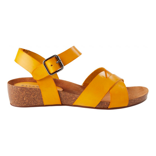 Pavement Skyler Cruz-318 sandal gul-Pavement-Hoofers - We love shoes