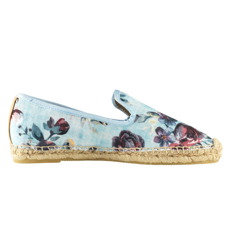 Debbie 10799 Flower Blue