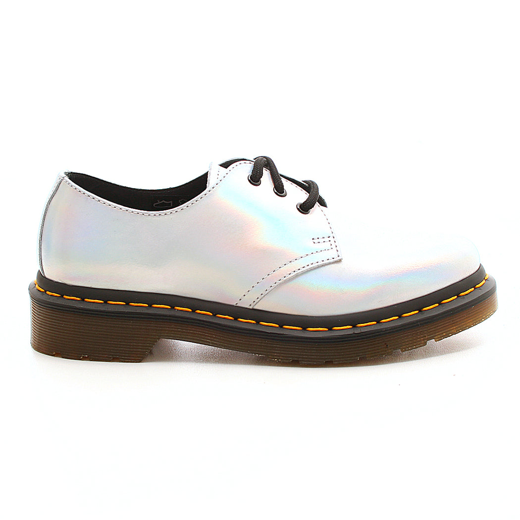 Dr. Martens 23552073 sko sølv-Dr. Martens-Hoofers - We love shoes
