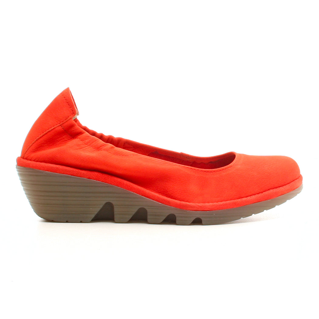 Fly London Pled sko orange-FLY London-Hoofers - We love shoes
